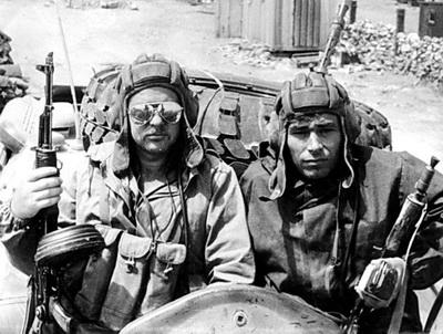 капитаны ВЫСОЦКИЙ и ТАРАСОВ. Кабул. 1988 год