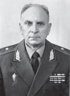 Генерал-майор Марейчев Александр Александрович. Начальник ОО КГБ по СКВО.