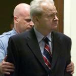 11 марта 2006 года, в  тюрьме умер президент Югославии Милошевич