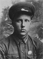 Борис Пидемский - участник боёв на Невском пятачке в составе 20-й стрелковой дивизии НКВД