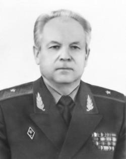 Генерал Овсеенко М.Я. Начальник Особого отдела по 40 армии в ДРА