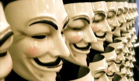 Анонимная война