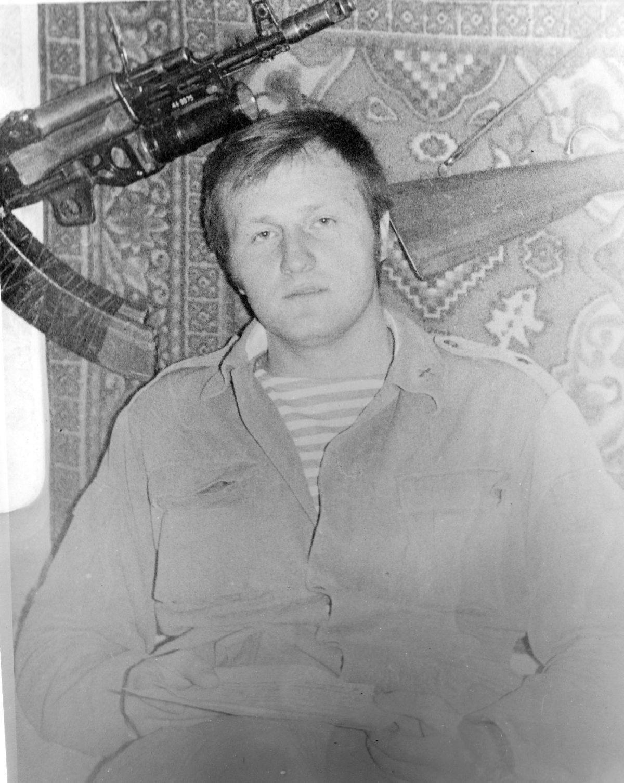 Террорист  «Михалыч»……