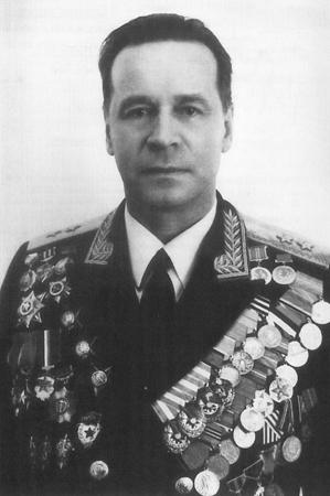 МАТВЕЕВ Александр Иванович – легендарный контрразведчик
