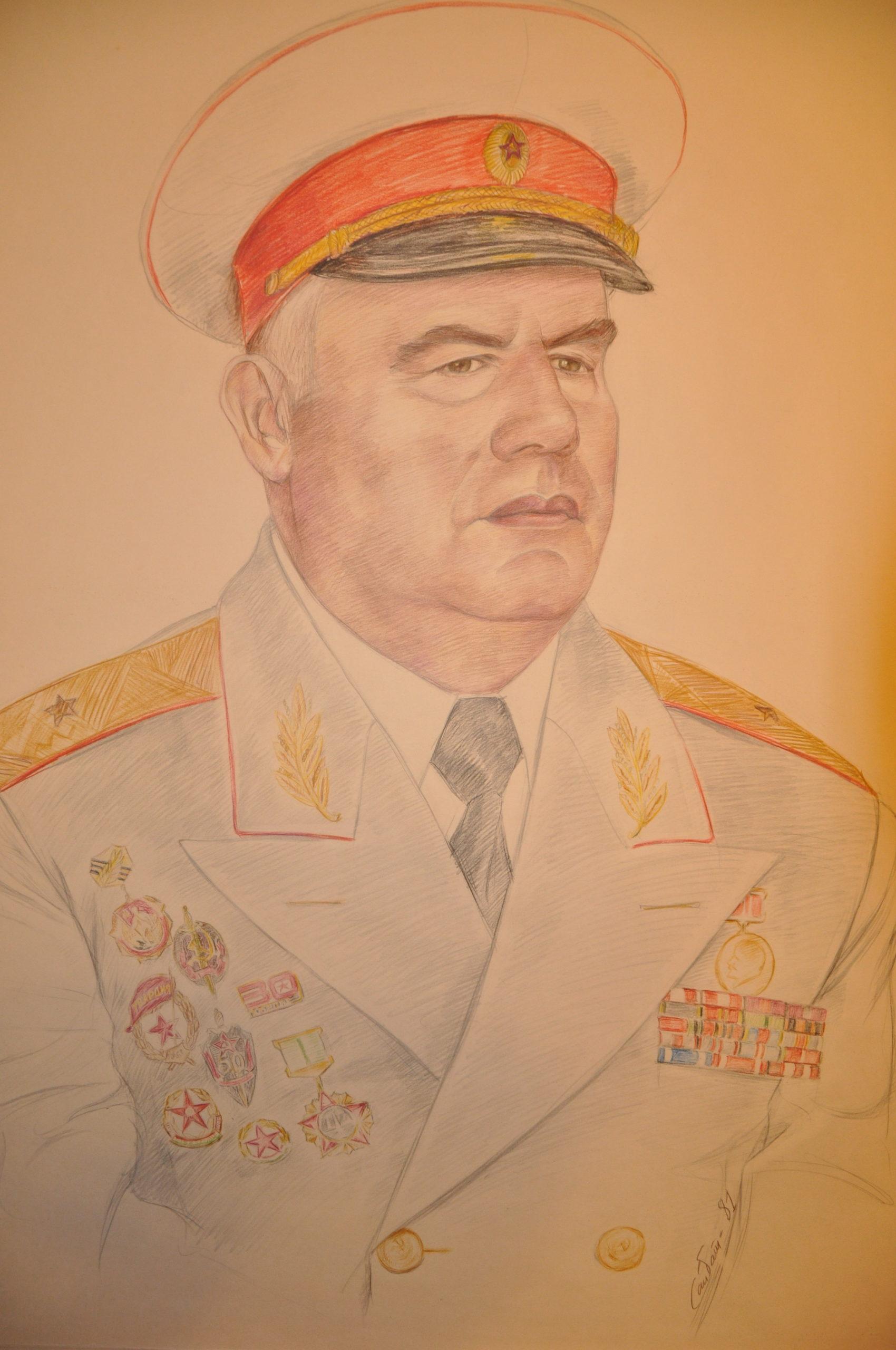 Горбушин Василий Иванович