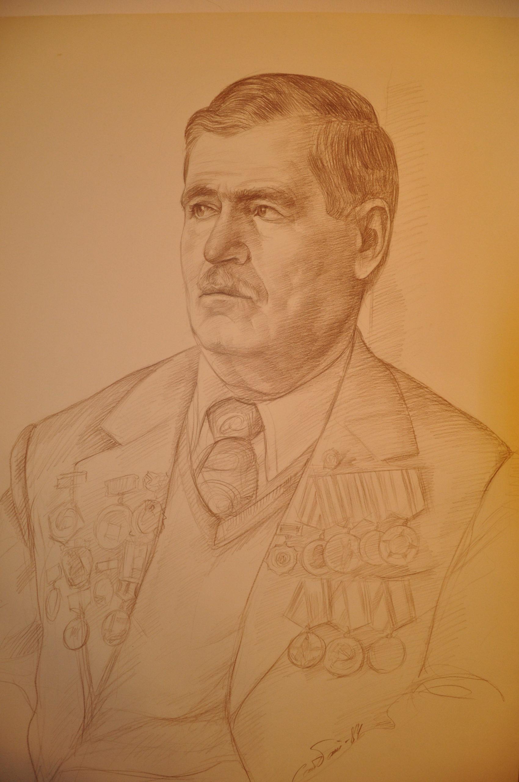Элбакидзе Григорий Васильевич